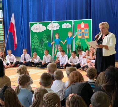 Inauguracja roku szkolnego